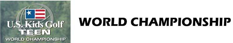 U.S. Kids Golf Teen World Championship
