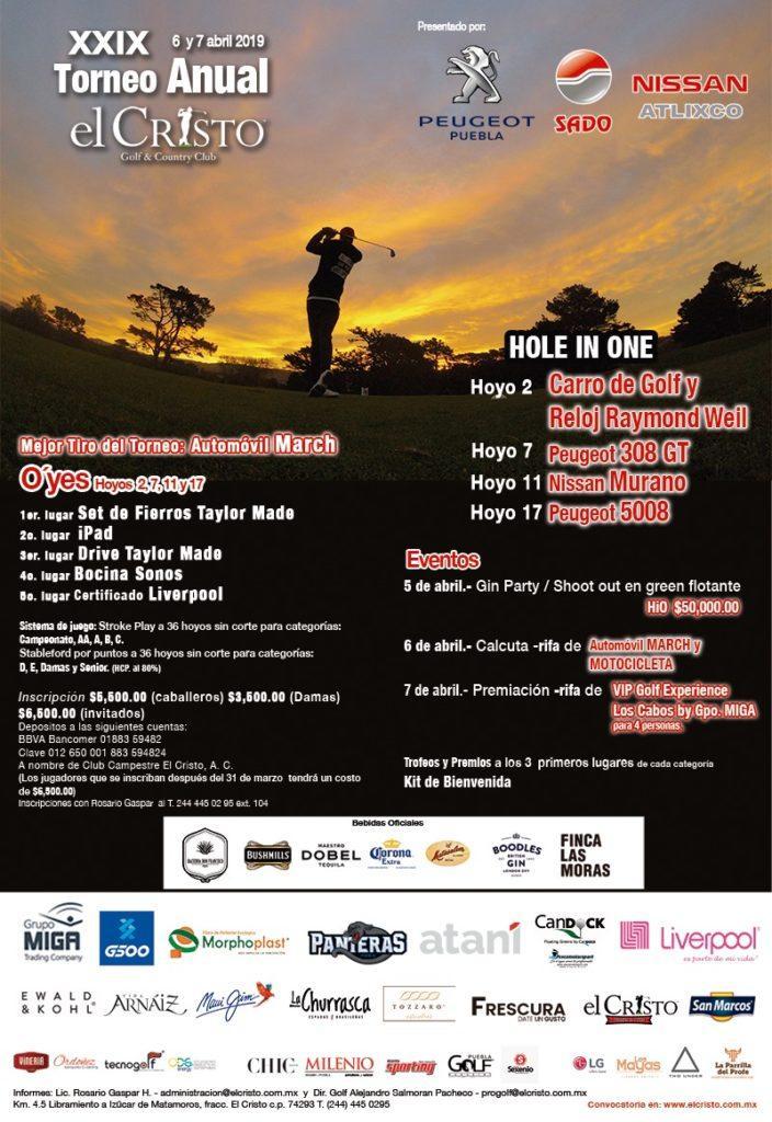 Asociación de Golf del Sur A.C. golfsur