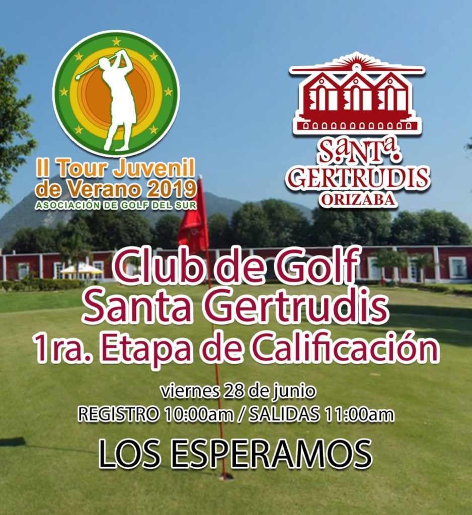 II Torneo Juvenil de Verano 2019 Golfsur