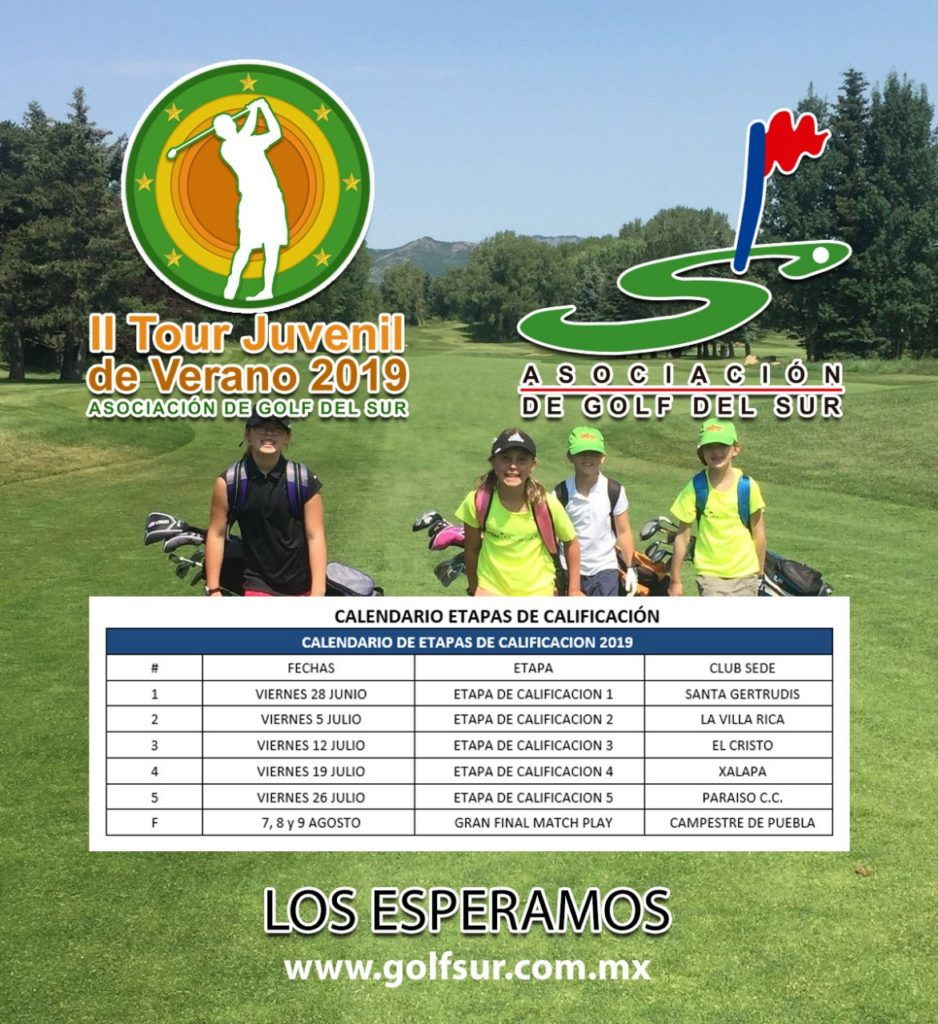 II Tour Juvenil de Verano 2019 Golfsur